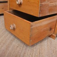 Pine Dresser Base Sideboard 19th Century Desk Country Victorian (2 of 8)