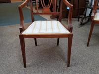 Edwardian Pair of Chairs (3 of 6)