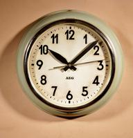 AEG / Peter Behrens Industrial Wall Clock (6 of 7)