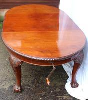 1940s Quality Mahogany Table (4 of 5)