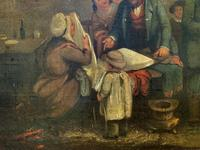Sir David Willkie R.A Original Signed 1829 Oil Painting Inc Prov (7 of 13)