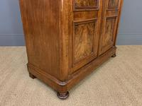 19th Century Burr Walnut Wardrobe (16 of 16)
