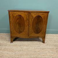 Quality Edwardian Mahogany Antique Cabinet (2 of 6)