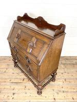 Early 20th Century Antique Bureau (4 of 9)