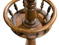Victorian Circular Rosewood Torchere (4 of 5)