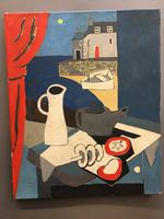 oil on canvas St Ives still-life (4 of 5)