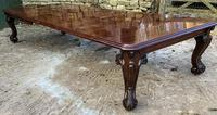 Very Large Victorian Extending Dining Table in Mahogany (9 of 17)