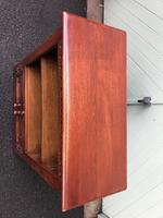 Carved Oak Open Bookcase (2 of 7)