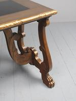 Antique Spanish Style Gilded Side Table by Whytock & Reid (10 of 14)