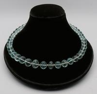 Early 20th Century Aquamarine Necklace (2 of 3)