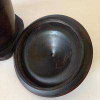 19th Century Lignum Vitae String Box (9 of 9)