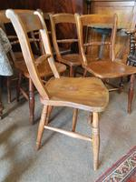 Antique Kitchen Chairs (6 of 6)