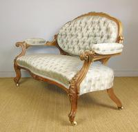 Good Quality Victorian Sofa in the French Taste (7 of 10)