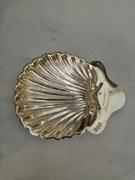 Lovely Quality Silver Shell Dish (3 of 4)