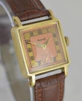 1950s Aircraft 'Tank' Wristwatch (3 of 5)