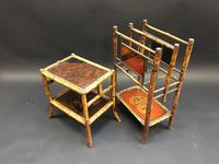 Victorian Bamboo Side Table (5 of 9)