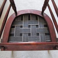 Edwardian Mahogany Salon Suite (7 of 7)
