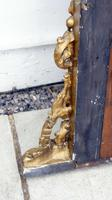 Full Height Victorian Giltwood Pier Mirror / Dressing Mirror (23 of 27)