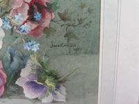 Watercolour Vibrant Flowers Listed Artist Jack Carter (2 of 10)