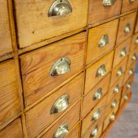 Large Bank of Drawers (4 of 9)