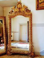 Pair of Italian Large Gilt Mirrors (10 of 10)