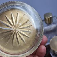 Exceptional Asprey HM Silver Gilt Fittings in Leather Case c.1935 (19 of 27)