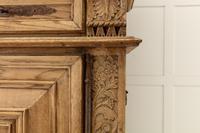 17th Century Flemish Bleached Oak Cabinet (8 of 13)