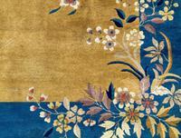 Antique Chinese Art Deco Carpet 3.15m x 2.71m (3 of 13)