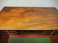 Inlaid Mahogany Secretaire Chest of Drawers (8 of 13)