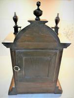 Wonderful 1880 German Striking Mantel Clock by Phillip Hass & Söhne (6 of 7)