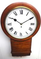 Antique Industrial Railway all Clock – Drop Dial Station Clocked Number 5478 (11 of 15)