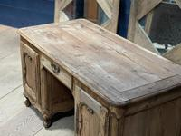 18th Century French Bleached Desk (4 of 20)