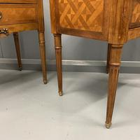 Set of 4 French Marble Top Side Tables (8 of 11)