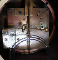 Mahogany & Inlay Bracket Clock (11 of 11)