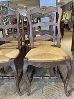 Set of Six Oak Chairs (2 of 6)