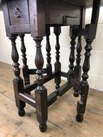 Small 18th Century Gateleg Table (6 of 9)