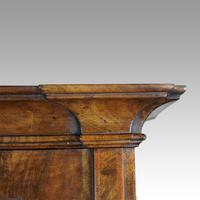 19th Century Walnut Bureau Bookcase (6 of 19)