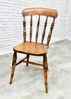 Set of 4 Windsor Kitchen/Dining Chair (6 of 6)
