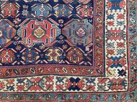 Antique Kurdish Kelleh 3.45m x 1.58m (3 of 12)