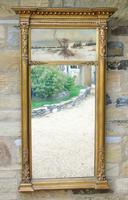 Large Regency Pier Mirror