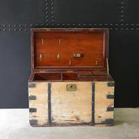 Royal Naval Officers Trunk