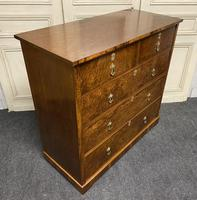 Superb Quality Walnut Chest of Drawers (13 of 18)