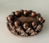 Victorian Copper Jelly Mould (3 of 5)
