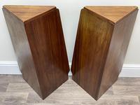 Pair of Mid Century G Plan E Gomme Pyramid Teak Open Corner Bookcases (30 of 38)