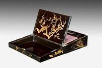 Late 19th Century Oriental Writing Slope (4 of 8)