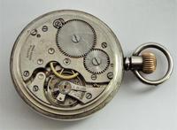 A 1924 Silver Arcadia Pocket Watch (4 of 4)