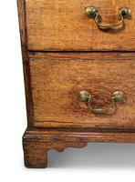 English George III Oak Chest of Drawers (4 of 11)
