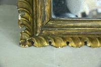 Antique Continental Gilt Mirror (5 of 12)
