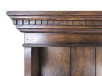 Antique Oak Pot Board Dresser (7 of 9)