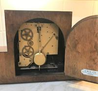 Classic Art Deco Westminster Chiming Mantle Clock by Enfield (6 of 7)